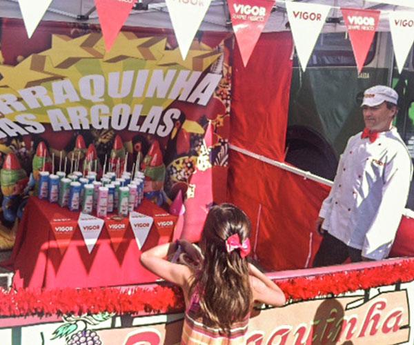 Barraquinha-Argolas